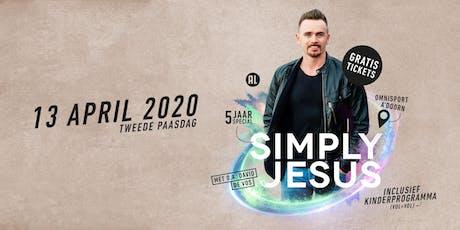 Simply Jesus 2020 tickets