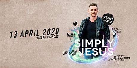 Simply Jesus 2020 tickets