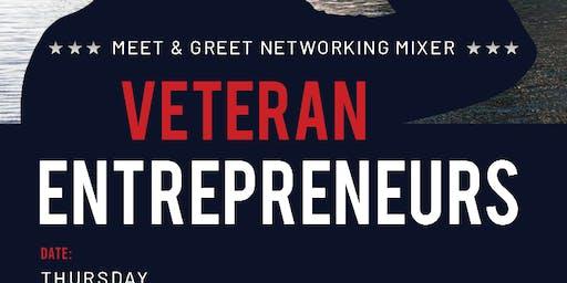 Veteran Entrepreneurs Networking Mixer