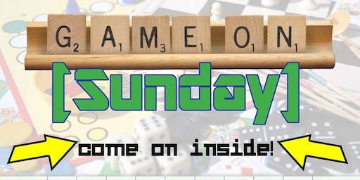 Game On [Sunday]