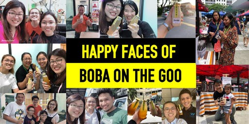 Join Boba on the Goo's Community Manager