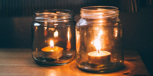 Candlelit Yin & Meditation with Emma (proceeds to shop crowdfunder)