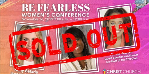 Be Fearless Women's Conference