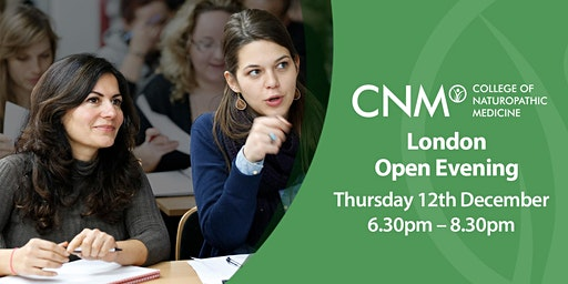 CNM London - Free Open Evening