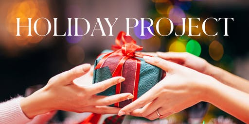 Holiday Project: Gift Wrapping Day