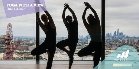 FOUNDED WELLNESS WORKPLACE YOGA AT WORKABLE tickets