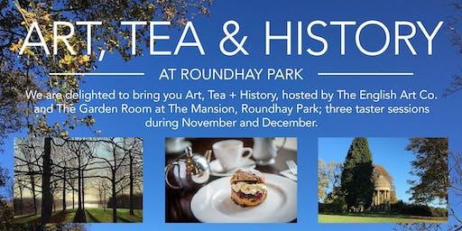 Art, Tea + History at Roundhay Park