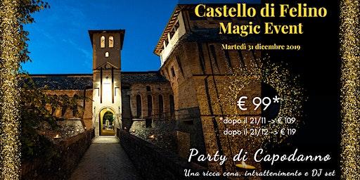 Capodanno al Castello di Felino