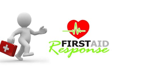First Aid Response certified by PHECC