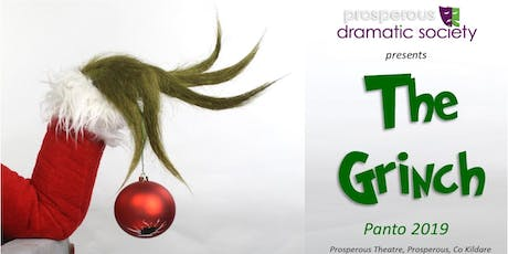 The Grinch - Panto 2019 tickets