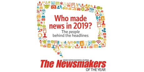 GRBJ's 2019 Newsmakers of the Year Awards tickets