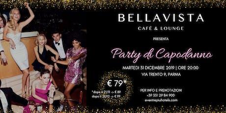 Capodanno al Bellavista Café & Lounge tickets