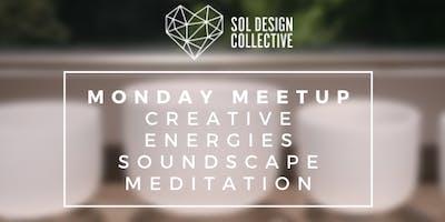 Soundbath – Focusing on Creative Energies