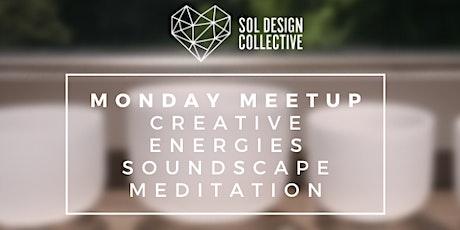 Soundbath - Focusing on Creative Energies  tickets