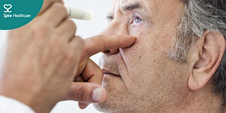 Free mini consultations for Ophthalmology with Mr Sid Goel tickets