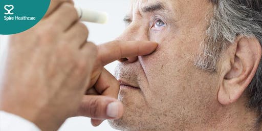 Free mini consultations for Ophthalmology with Mr Sid Goel