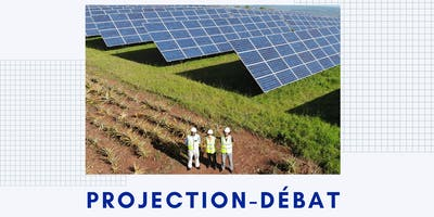 Projection-débat : implication des acteurs locaux pour des projets solaires