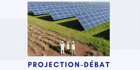 Projection-débat : implication des acteurs locaux pour des projets solaires billets
