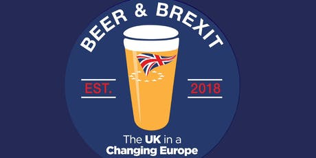 Beer and Brexit with Sir John Curtice tickets