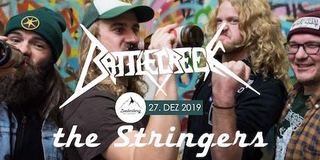 X-Mas Metal | Battlecreek, The Stringers Tickets