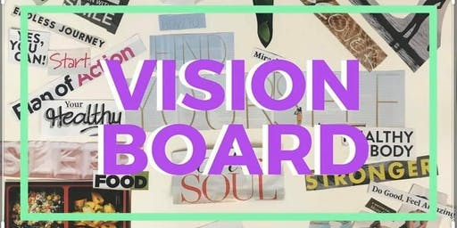 Vision Board & Hen Party