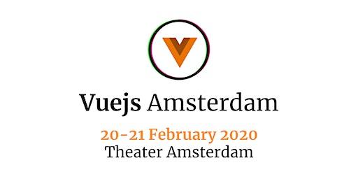 Vuejs Amsterdam 2020