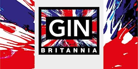 Gin Britannia Gin School at Simpsons Restaurant tickets
