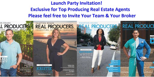 Real Producers Launch Party