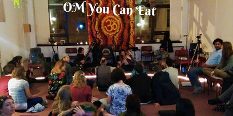 OM You Can Eat: Winter Solstice Xmas Party tickets