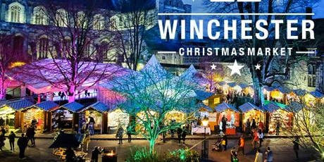 Winchester Christmas Market Trip | Renowned as one of Europes Best Markets!