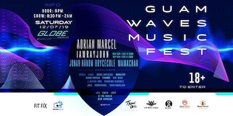 Guam Waves Music Festival tickets