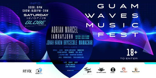 Guam Waves Music Festival