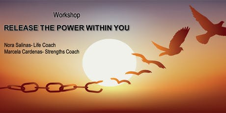 Release the power within you! A transformational self-discovery workshop tickets