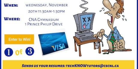 TechKnowTutors Information Session & Recruitment Event tickets