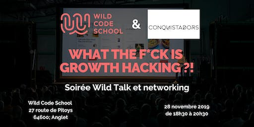 Wild Talk : Qu'est ce que le growth Hacking ?! Networking Digital
