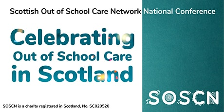 Celebrating Out of School Care in Scotland - POSTPONED tickets