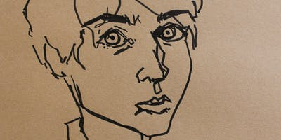 Line Drawn Portraiture Workshop