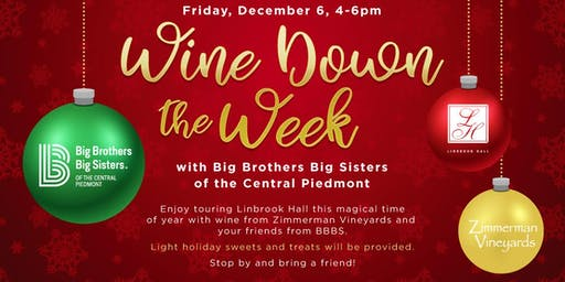 Wine Down the Week with Big Brothers Big Sisters