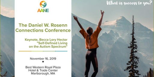 Sponsorships for AANE Daniel W. Rosenn Connections Conference