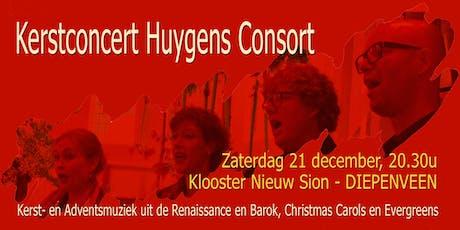 Kerstconcert tickets