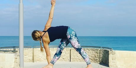 Slow Flow all levels Yoga Class tickets