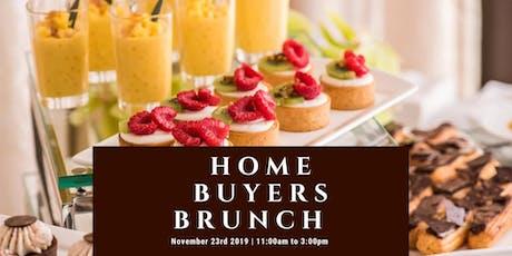 Home Buyers Brunch tickets