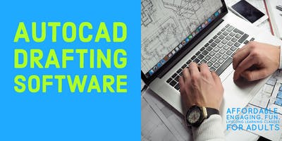 AutoCAD computer design & drafting @Lee County Public Education Center 1/21-2/25