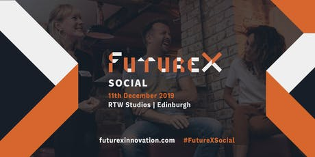FutureX Festive Social 2019 tickets