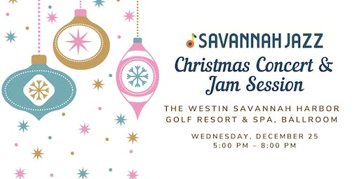 Christmas Concert & Jam Session