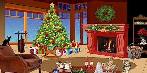 Lancashire Reading Trail's Christmas Carol (Nelson) #xmasfun