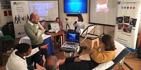 Foot and Ankle MSK Ultrasound: An introduction for Podiatrists 2020 tickets