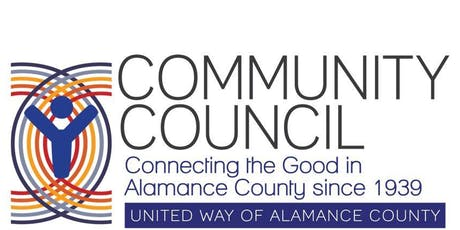 Community Council December 3, 2019 (location change, see below)  tickets