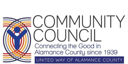 Community Council December 3, 2019 (location change, see below)