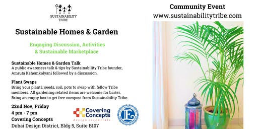 Sustainable Homes & Garden with Sustainability Tribe